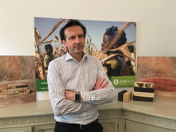 bedrijvenambassadeur Oxfam Novib